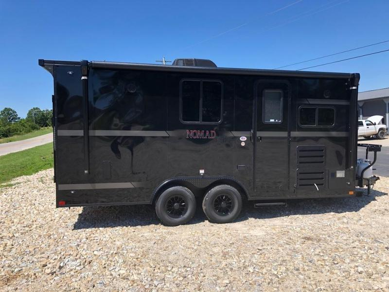 2020 Stealth Trailers 8.5 X 18 NOMAD Enclosed Cargo Trailer