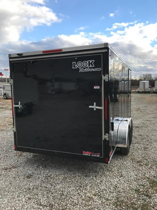 2018 Look Trailers 7X16 ELEMENT ST DLX Enclosed Cargo Trailer