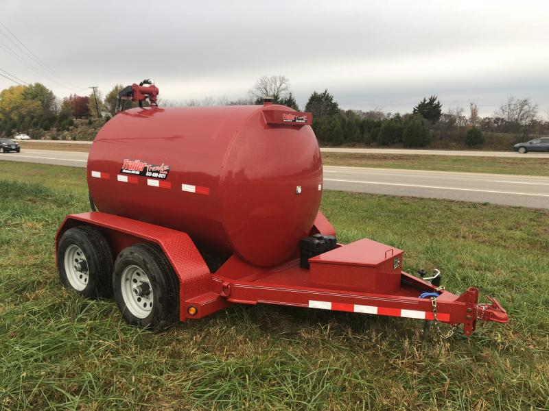 2019 Load Trail 60X10 750 GALLON FUEL TANK