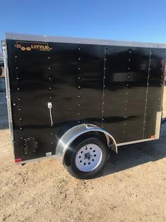 2019 DooLitttle  5x8 Cargo Enclosed Cargo Trailer