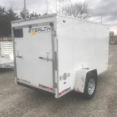 2019 Stealth Trailers 5X10 Enclosed Cargo Trailer