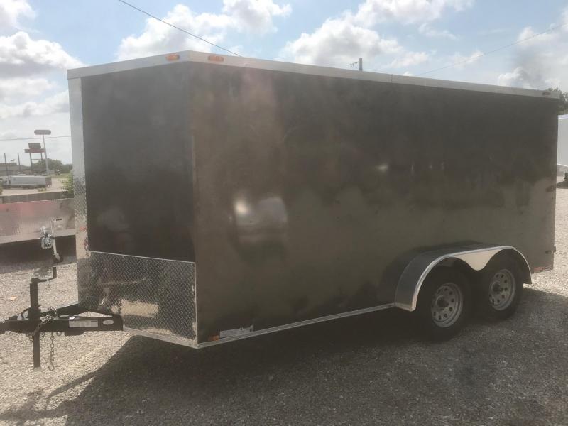 2018 TT 7X14 Enclosed Cargo Trailer