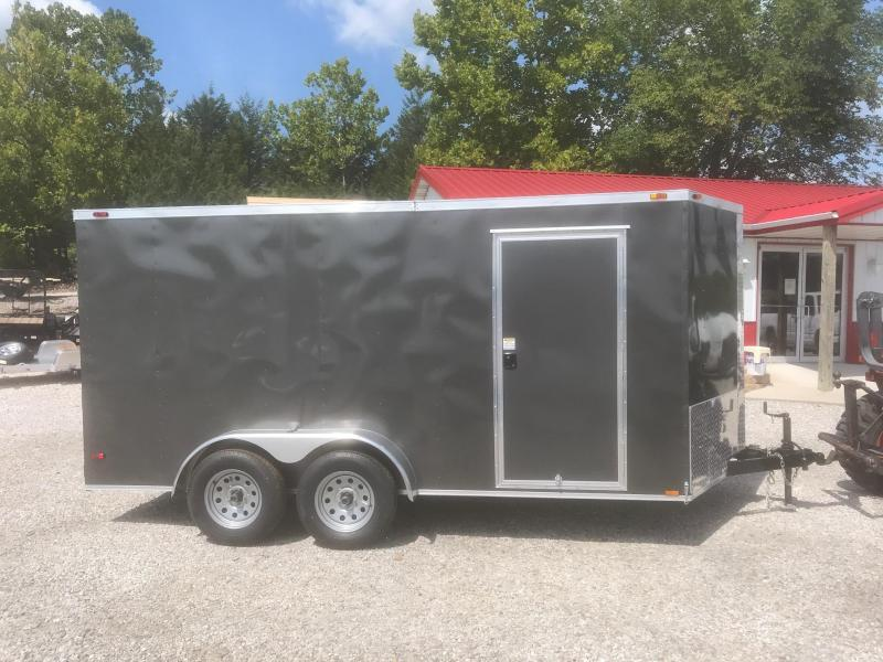 2018 TT 7X14 Enclosed Cargo Trailer