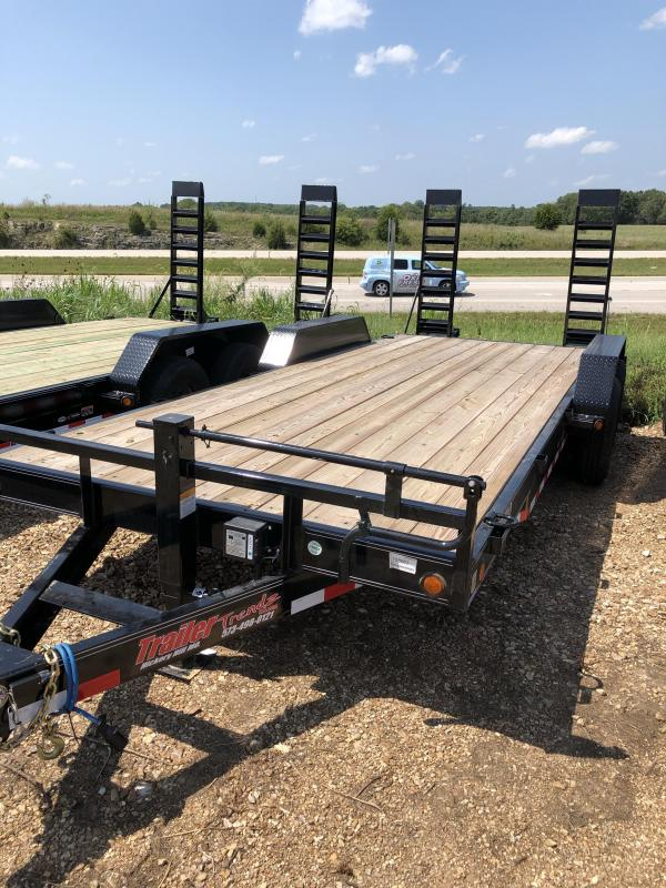 2019 Load Trail 83X20 LOADTRAIL Car / Racing Trailer