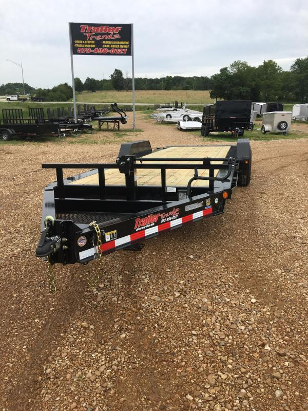 2019 Load Trail LOAD TRAIL LT TILT DECK 16FT+6FT STATIONARY Other Trailer