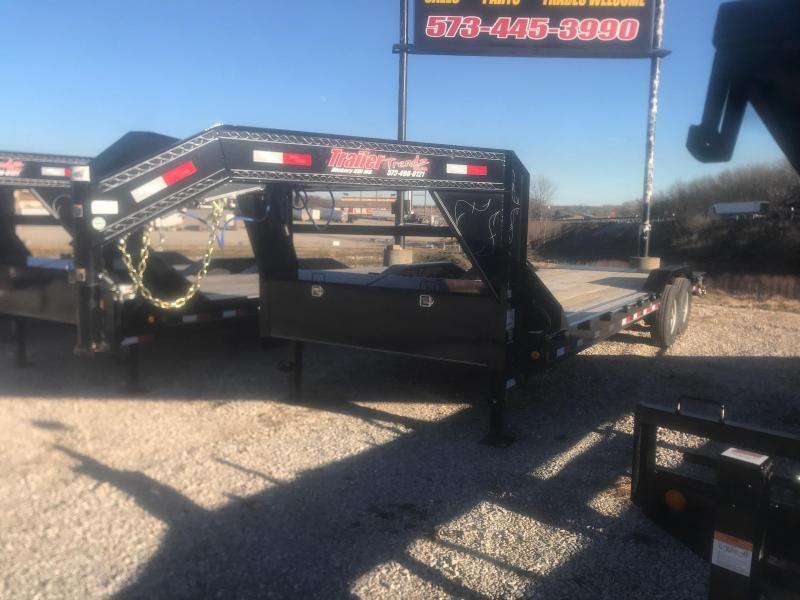 """2019 Load Trail 102"""" X 26' Tandem Gooseneck Carhauler Car / Racing Trailer"""