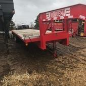 2016 Other 102X24 HOLDEN Equipment Trailer