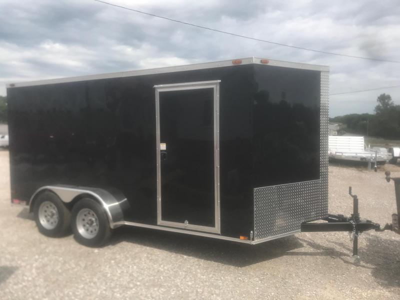 2019 Triple R 7x14 Enclosed Cargo Trailer in Ashburn, VA