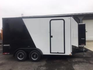 2019 Impact Trailers 7x14 Tremor Enclosed Cargo Trailer in Ashburn, VA