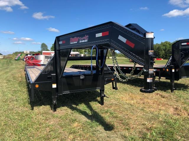 2019 Load Trail 102x40 LOW PRO GOOSENECK Equipment Trailer