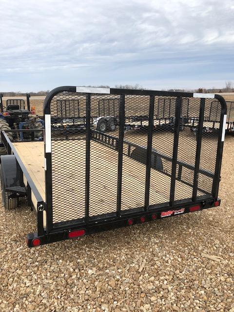 2018 Load Trail 83X14 SE SINGLE AXLE Utility Trailer