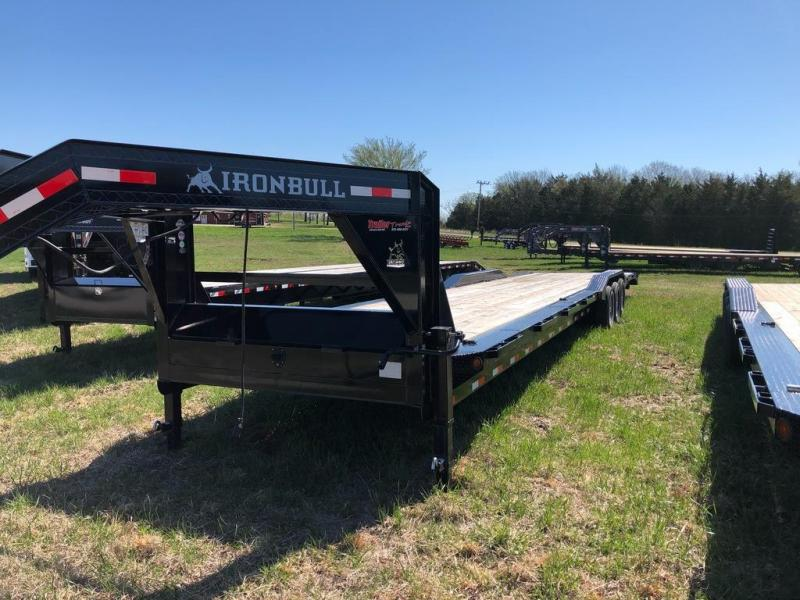 2018 Iron Bull 102X44 Enclosed Cargo Trailer