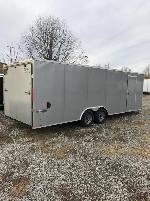 2018 Look Trailers 8.5x24 ELEMENT SE Enclosed Cargo Trailer