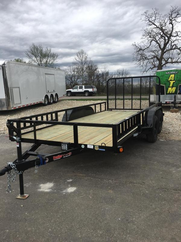 2019 Load Trail 83X16 Utility Trailer
