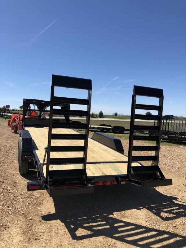 2019 Load Trail 83X22 GOOSENECK Enclosed Cargo Trailer