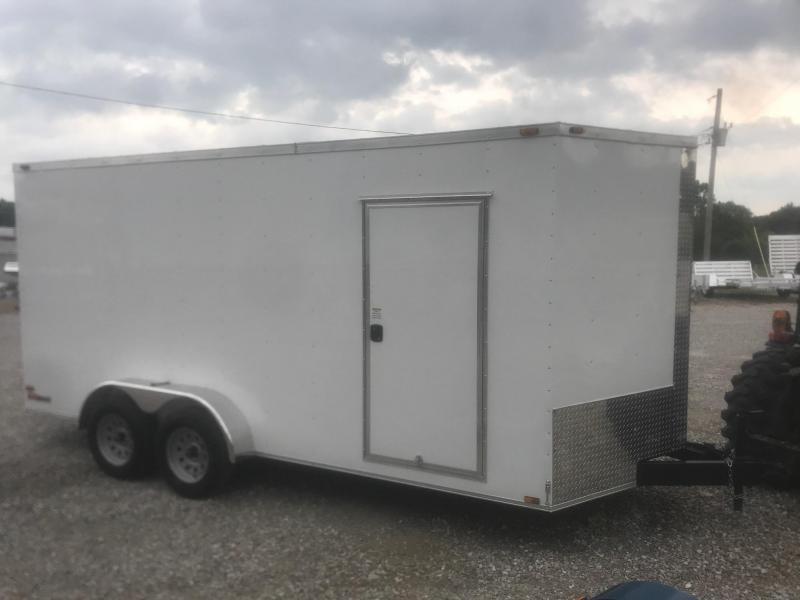 2019 Triple R Extra Height Enclosed Cargo Trailer in Ashburn, VA
