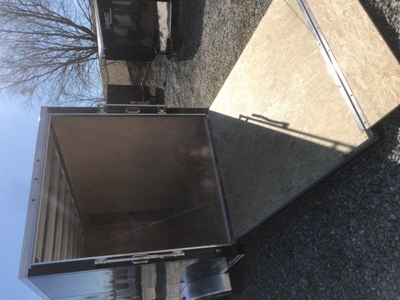 2018 ATC 7x16 ALL ALUMINUM 7K TORSION AXLE Enclosed Cargo Trailer