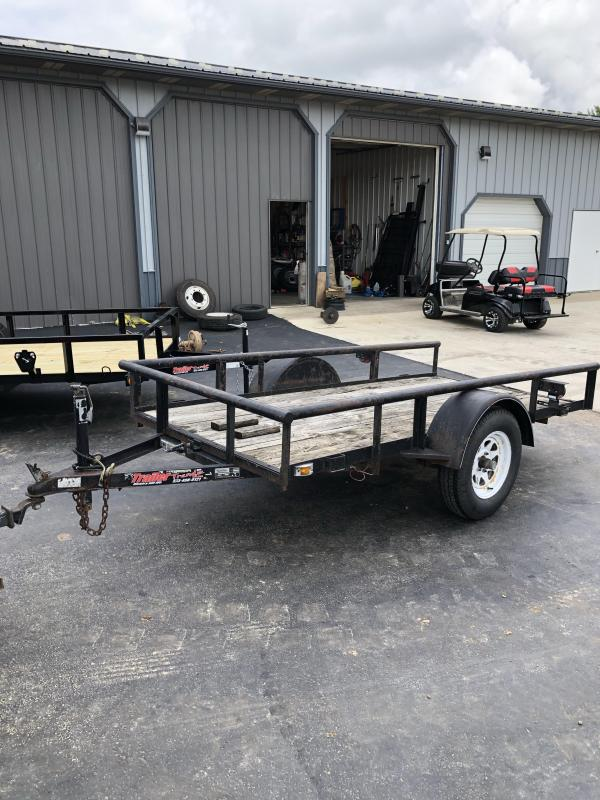 2005 DooLitttle Trailers DOOLITTLE TILT Flatbed Trailer in Ashburn, VA