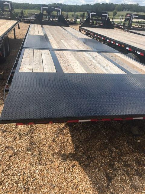 2018 Load Trail 102X32 DECKOVER Flatbed Trailer