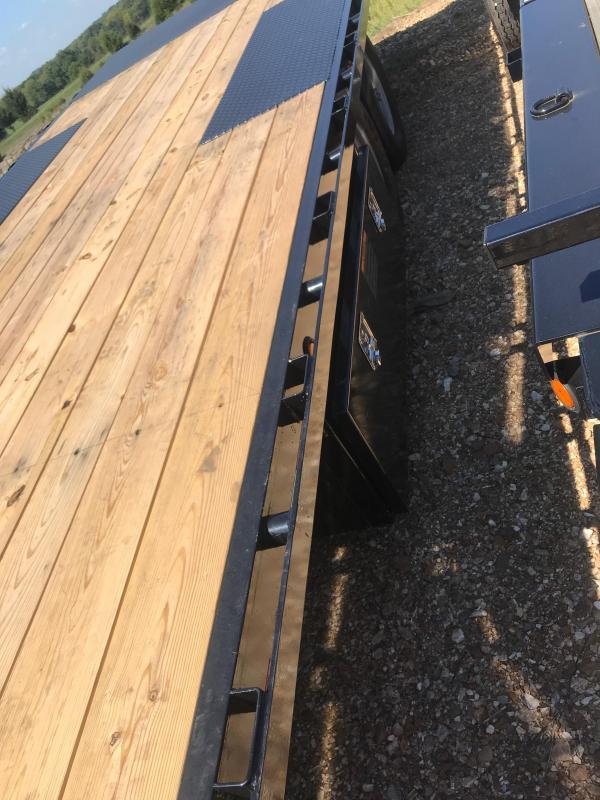 2018 Load Trail 102x24 Flatbed Trailer
