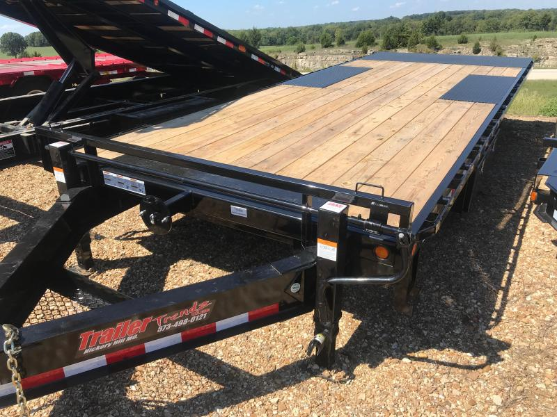 2018 Load Trail 102x24 Flatbed Trailer