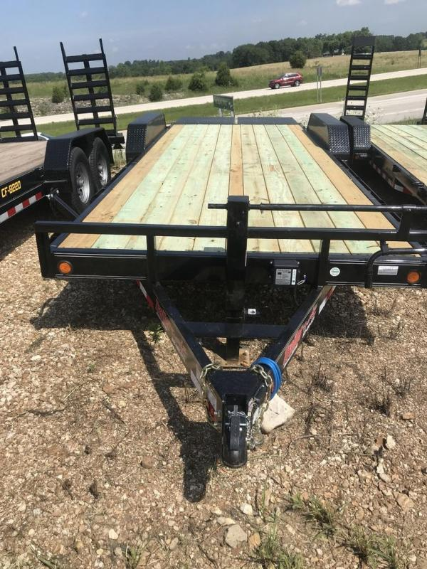 2019 Load Trail 83X22 Flatbed Trailer