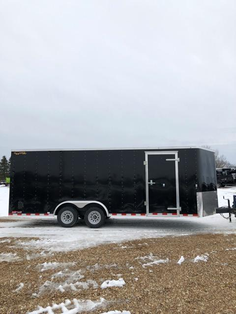 2019 Doolittle Trailer Mfg 8.5X20 Enclosed Cargo Trailer