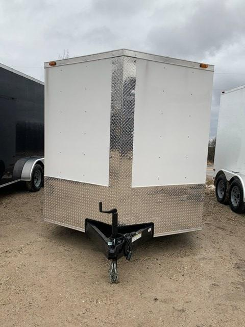 2019 Triple R 7X16 Enclosed Cargo Trailer
