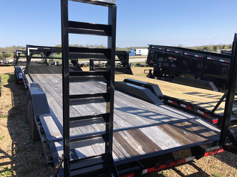 "2018 Load Trail 102"" X 24' Tandem Gooseneck Carhauler Car / Racing Trailer"