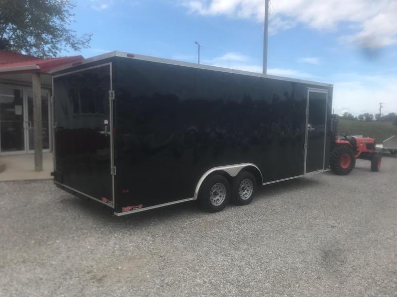 2019 TT 8.5 X20 Enclosed Cargo Trailer