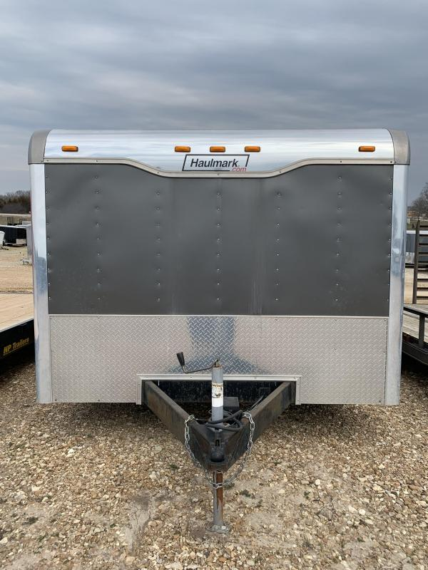 2008 Haulmark 8.5X16 Enclosed Cargo Trailer