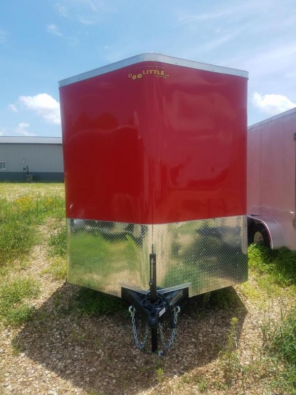 2019 Doolittle Trailer Mfg 7X16 Enclosed Cargo Trailer
