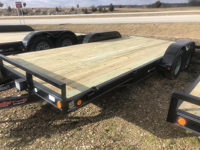 2019 Load Trail 18x83 Flatbed Trailer