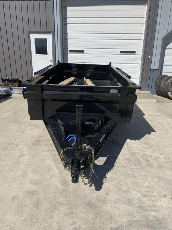 "2019 Load Trail 60"" X 10' Single Axle Dump Dump Trailer"