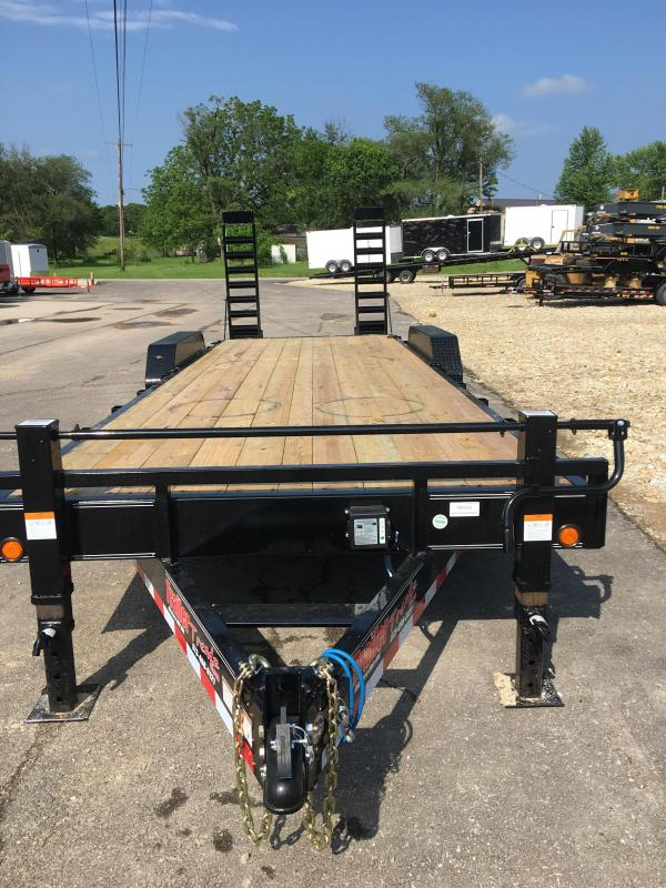 "2019 Load Trail 83"" X 24' Tandem Axle Flatbed Trailer"