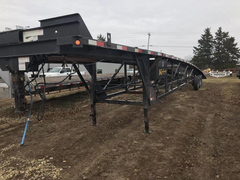 2015 Kaufman Trailers Wedge Trailer Other Trailer