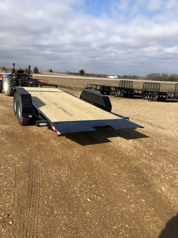 2019 Doolittle Trailer Mfg 82X20 EZ LOADER TILT TRAILER Other Trailer
