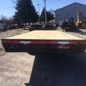 "2019 Load Trail 102"" X 24' Deck Over Equipment Trailer"
