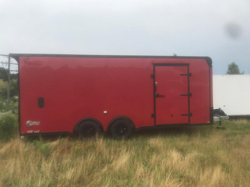 2020 Stealth Trailers 8.5X20 COBRA ALUMINUM RACE CAR Enclosed Cargo Trailer