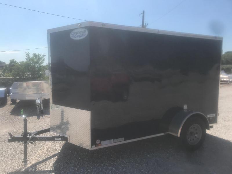 2020 Continental Cargo 6X10 V SERIES Enclosed Cargo Trailer