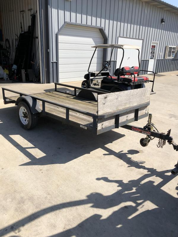 1997 Other 5X10 Utility Trailer
