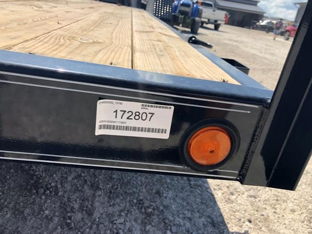 2019 Load Trail 83X20 Flatbed Trailer
