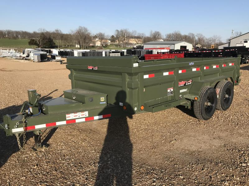 2018 Load Trail Low Pro Dump Trailer