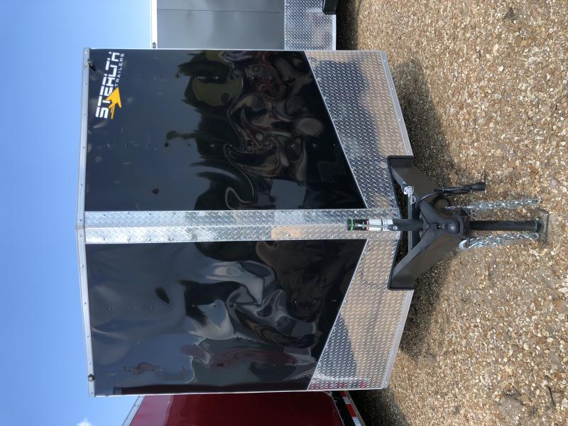 2019 Stealth Trailers 8.5X20 MUSTANG Enclosed Cargo Trailer