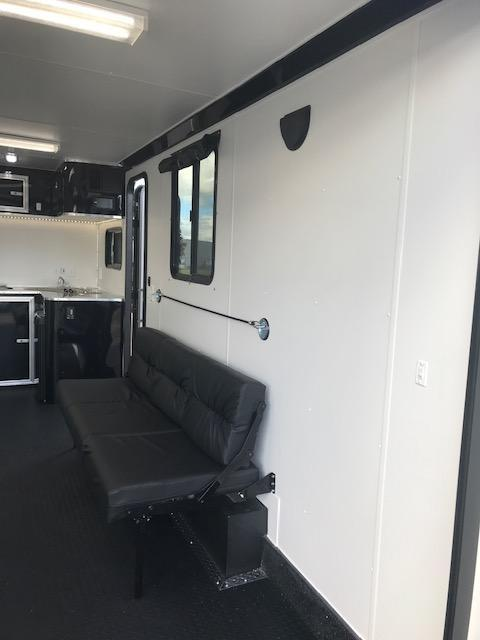 2019 NOMAD Stealth Trailers 8.5X18 Enclosed Cargo Trailer