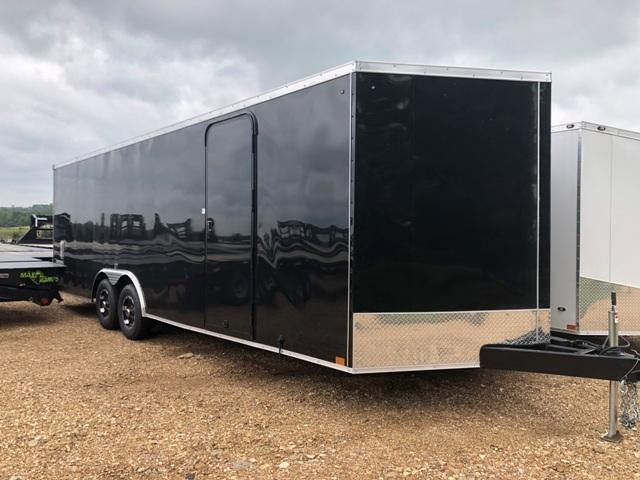 2019 Impact Trailers 8.5x24 Enclosed Cargo Trailer in Ashburn, VA
