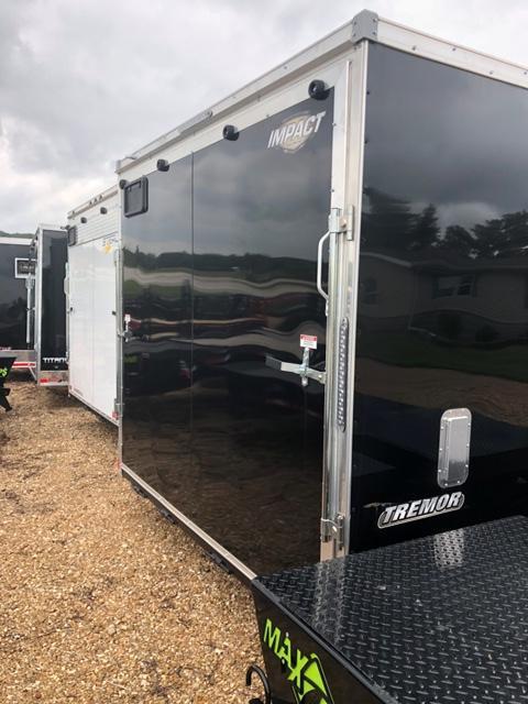 2019 Impact Trailers 8.5x24 Enclosed Cargo Trailer