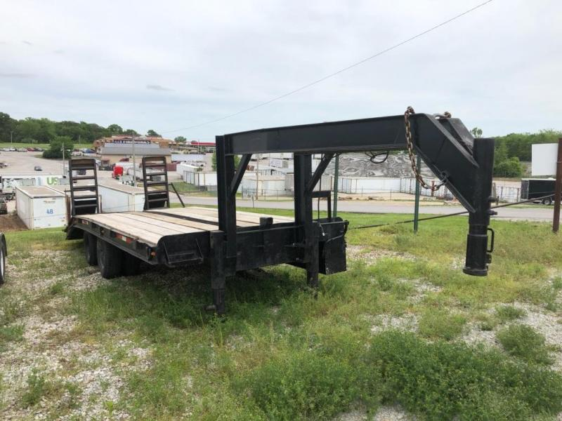 1979 Other 20 FT GOOSENECK DECKOVER Equipment Trailer in Ashburn, VA