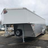 2019 Sundowner Trailers 8X24 GOOSENECK Enclosed Cargo Trailer