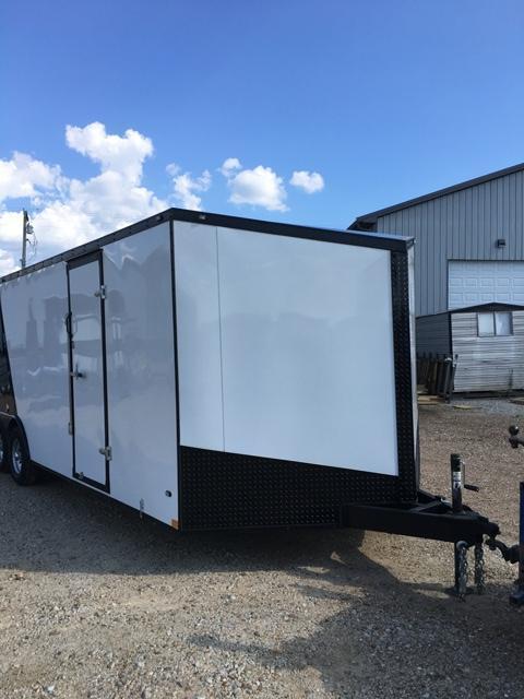 2019 Stealth Trailers 8.5X24 TITAN Enclosed Cargo Trailer